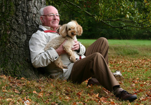 Potential adopters have been turned down due to age, but there are now forward-thinking programs that match seniors with pets
